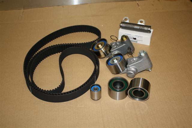 Timing belt , pully & tensioner kits