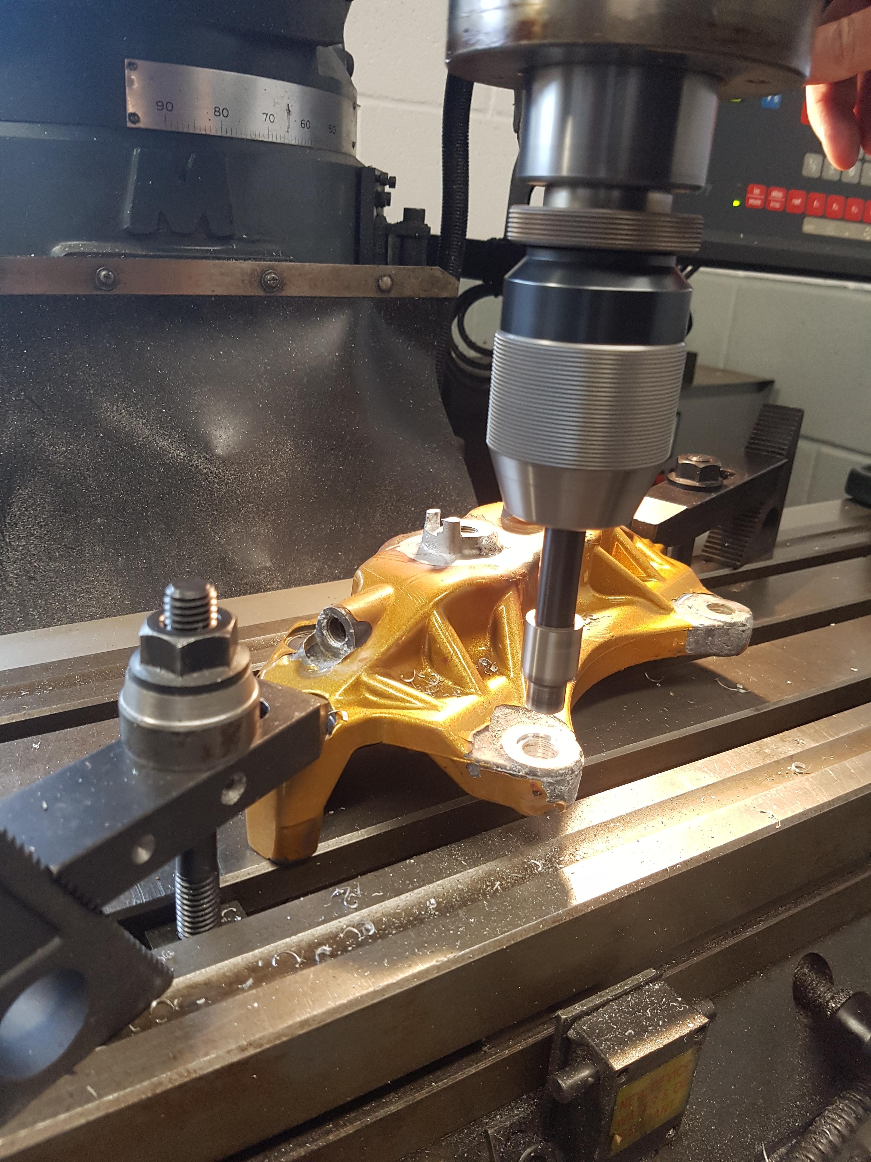 subaru brembo caliper repair